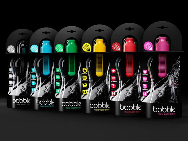bobble - product  packaging