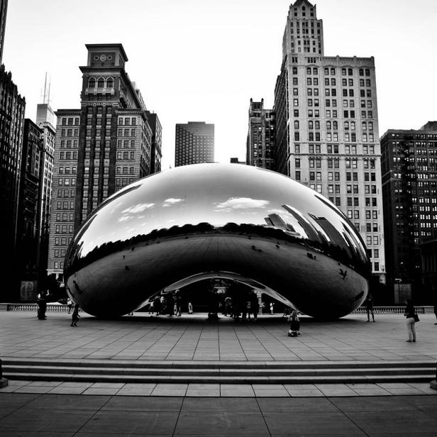 Millennium Park iPad_wallpaper