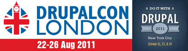 DrupalCon London New York