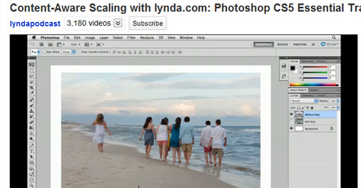 Scaling and Replacing Content - Best Tutorials for Enhancing Photos using Photoshop