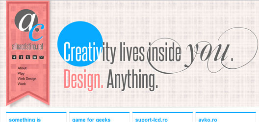 Websites with Beautiful Typography