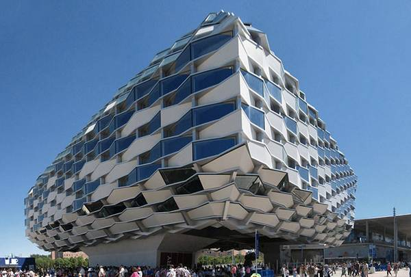 Funny and Creative Buildings and Architecture
