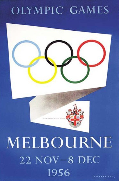 Melbourne_Australia _1956_olympic_poster