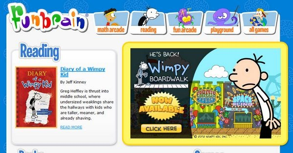 Amazing And Creative Kids Website Design Inspiration
