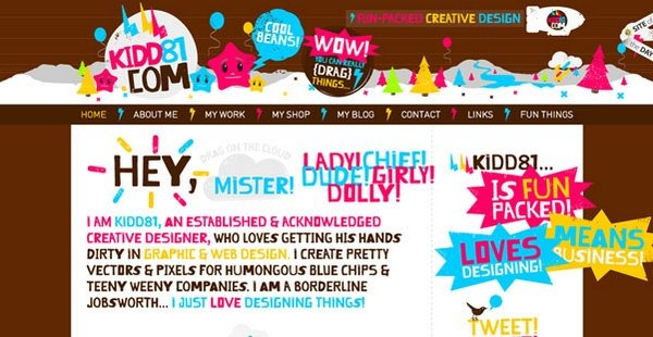 typography in web design 18
