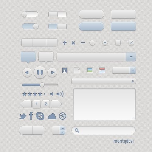 ui_kit_psd_by_montydesi-d4lboy1