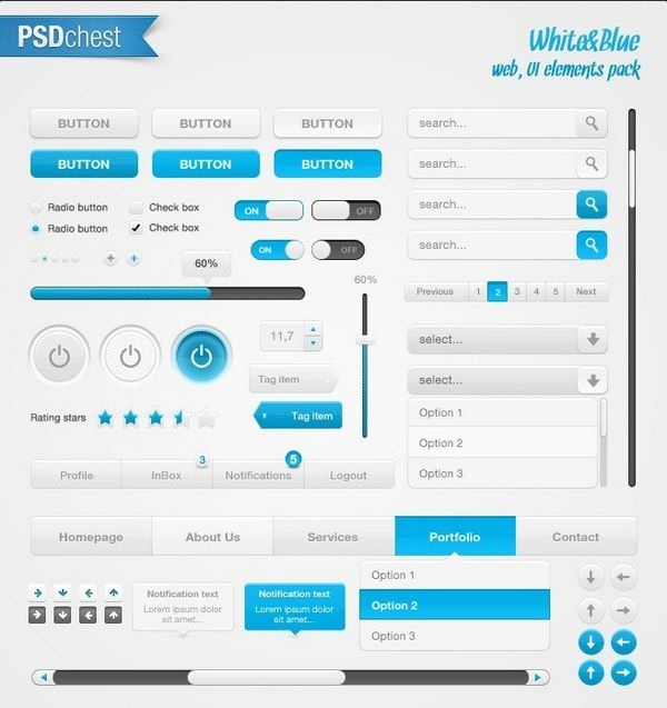 white_blue_web_ui_elements_pac_by_shegystudio-d3iv94y