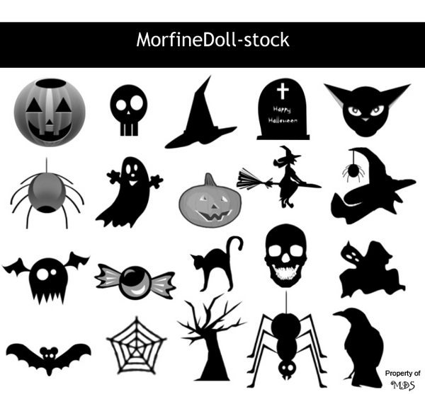 MDS_Halloween_PS_Brushes_by_MorfineDoll_stock