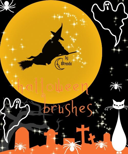 halloween_brush_pack_by_coby17-d31p0t5