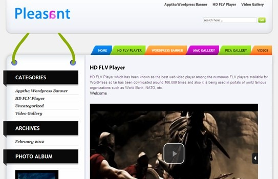 pleasanttheme_free_wordpress_themes