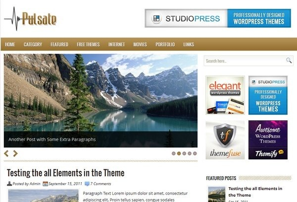 pulsate_free_wordpress_themes