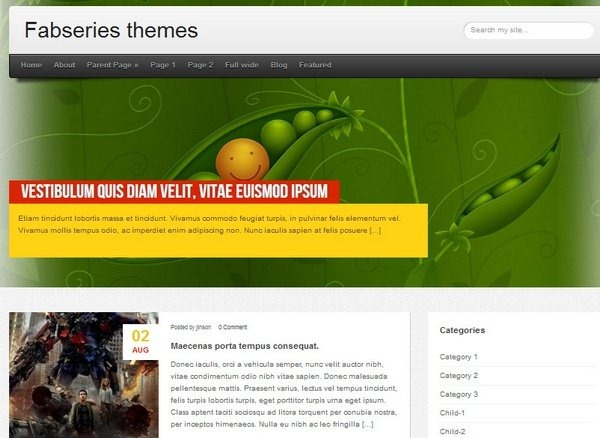 sosa_free_wordpress_themes
