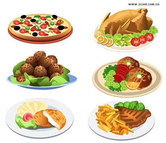 food_vector_graphics_collection_7