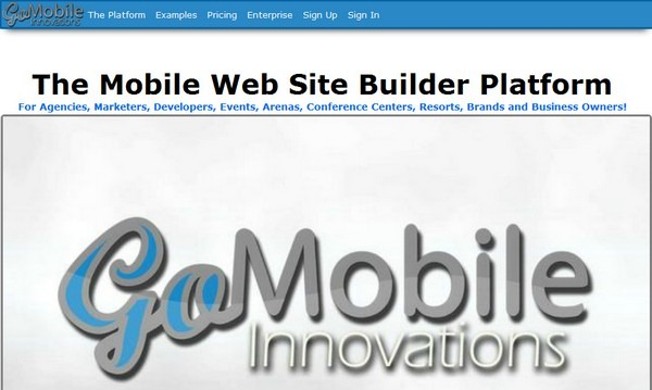 gomobile_innovations_tools_to_create_mobile_website