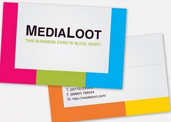 colorfulbusinesscard