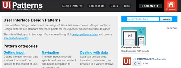 UI-Design-Patterns
