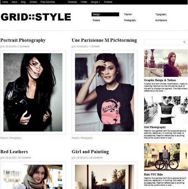 grid_style_wordpress_professional_business_themes