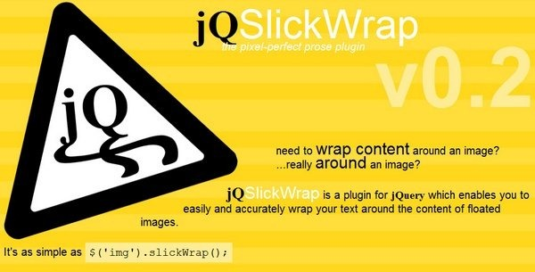jqslickwrap_content_wrapping_plugin