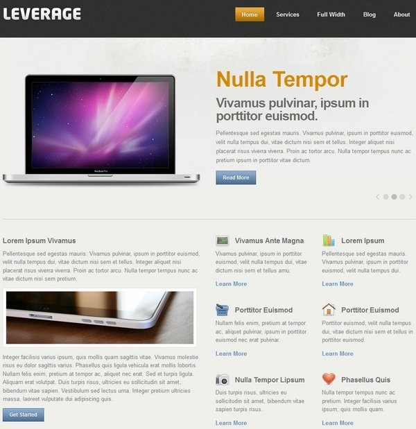 leverage_wordpress_professional_business_themes