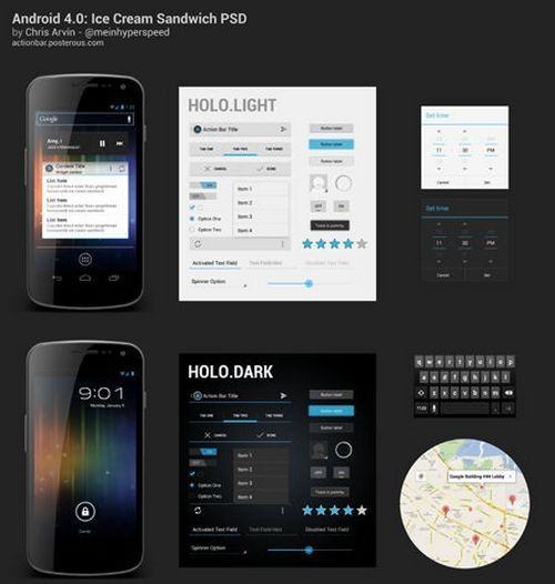 android_gui_psd_13