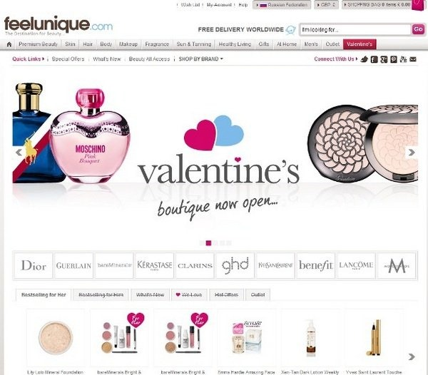 feelunique_well_designed_ecommerce_websites
