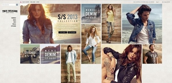truereligionbrandjeans_well_designed_ecommerce_websites