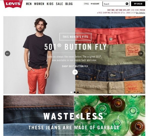 us_levi_well_designed_ecommerce_websites