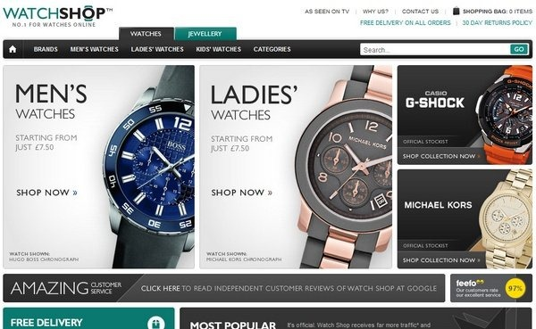 watchshop_well_designed_ecommerce_websites