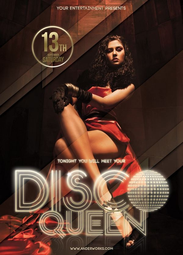 disco_queen_flyer
