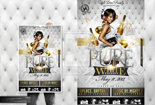 pure_white_edtition_party_flyer