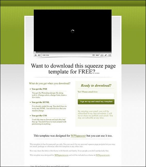Dash_of_Green_landing_page_template