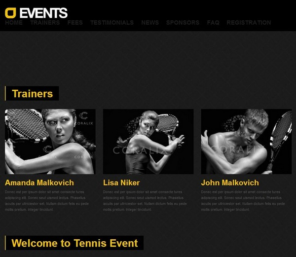 Events_Music_Sport_Techno_HTML5