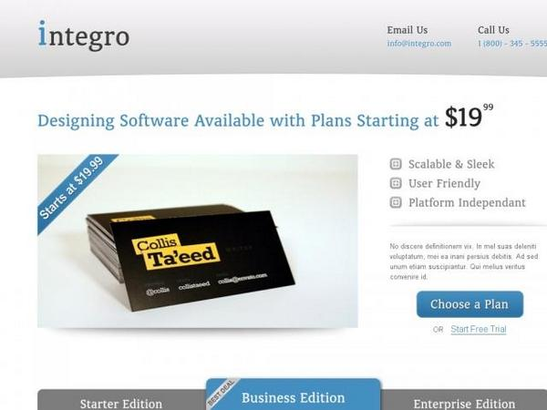 Integro_landing_page_template