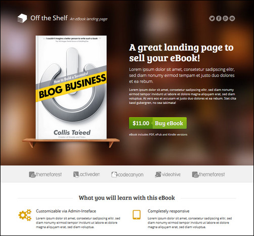 Off_The_Shelf_landing_page_template