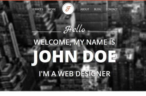fffolio_single_page_wordpress_html5_templates