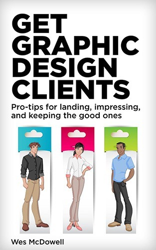 how to get clients in graphic design business