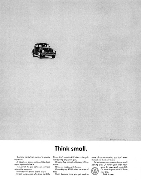 think_small_best__minimal_vintage_ad