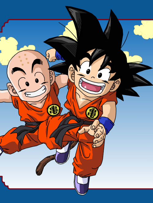 Goku_and_Krillin_by_eggmanrules