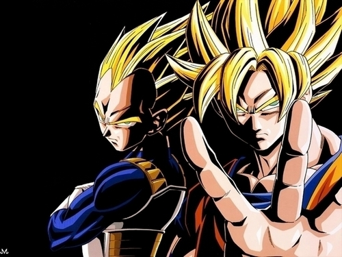 wallpapers of dragon ball z goku. dragon ball z wallpapers
