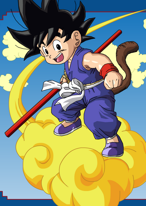 Kid_Goku_and_Nimbus_by_eggmanrules