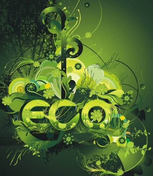 green_typography55