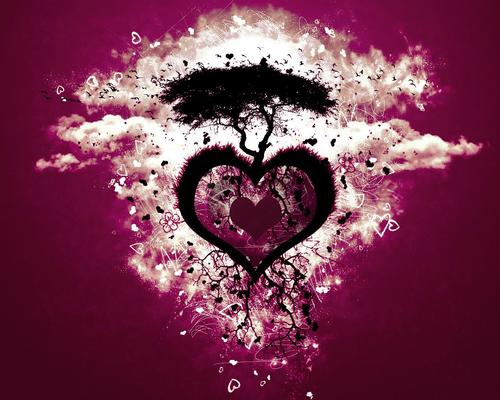 Valentines Day Wallpapers Symbol Of Heart And Love Artatm